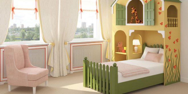 sade çocuk odası