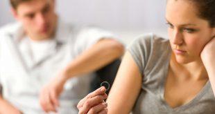 boşanmak görmek